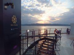 2019年8月デビュー!新造船シーパセオ乗船