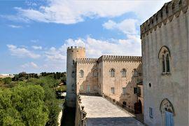 魅惑のシチリア×プーリア♪ Vol.322 ☆ドンナフガータ城:展望テラスから古城らしい景観♪