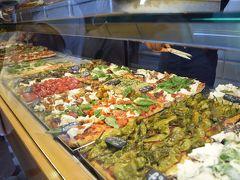 女ひとり、イタリア9日間:飲んで食べて観て。。2日目前半*ローマ到着〜ランチまで*
