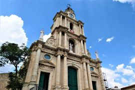 魅惑のシチリア×プーリア♪ Vol.323 ☆モンテロッソ・アルモ:美しきバロックの大聖堂♪