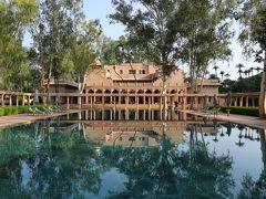 インドでホテルはしご旅③「アマンバグ」編