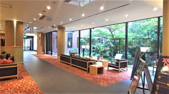 京都の出張時に宿泊した「三井ガーデンホテル京都三条」の情報をお知らせします。<br /><br />禁煙シングル(素泊まり)<br />ホテルのウェブサイトから会員価格で予約し、2泊でコミコミ18,560円でした。<br />