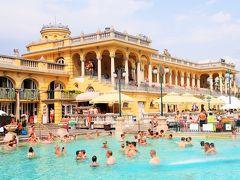 夏旅2019�始まりはブダペスト*☆美しき千年の都 .☆*セーチェニ温泉と.ドナウの真珠*をイク〜♪