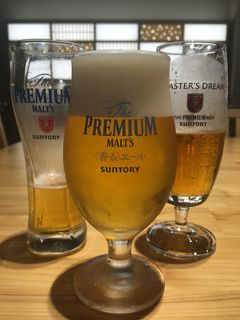 京の週末 サントリー<天然水のビール工場>京都ブルワリーでプレモル飲み比べ♪