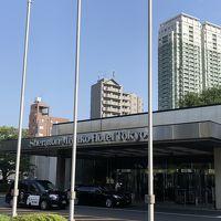 マリオットプラチナチャレンジ!10泊目…シェラトン都ホテル東京