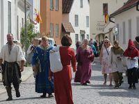中世ヨーロッパ・RPGの世界 ゴットランド島中世週間祭り1