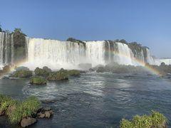 *南米&LA10日間*①3大瀑布の中で1番好きかも?イグアスの滝(ブラジル側)