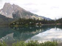 初夏のカナディアン・ロッキー2019 Day3-8(Emerald Lake Lodge)