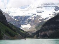 初夏のカナディアン・ロッキー2019 Day4-4(すぐそこなのに、Lake Louiseは遠くなっていた!)
