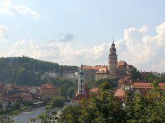 チェコの田舎町