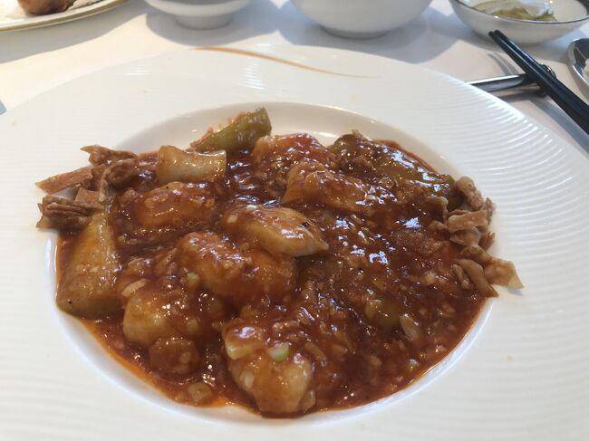 2019年9月2日(月)テレビで見た、「中国人ガイドが言った こんなおいしい中華は食べたことがない」という言葉を信じ、母と娘で、銀座アスターでランチしました。予約なしでも入れ、お腹一杯頂きました。その旅行記です。
