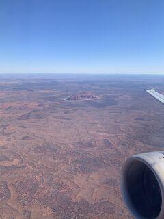 2019年8月たまには夫婦旅#1 JALビジネスクラスで行くエアーズロック&シドニー★いざ、オーストラリアのド真ん中へ!閉山前のウルル登山