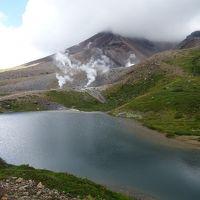 2019年8月 紅葉前の旭岳登山