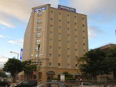 青春18きっぷ温泉旅(8)郡山のホテルで温泉とマッサージ