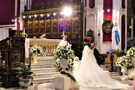 魅惑のシチリア×プーリア♪ Vol.342 ☆ラグーザ:結婚式のサン・ジョルジョ大聖堂♪