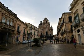 魅惑のシチリア×プーリア♪ Vol.343 ☆ラグーザ:サン・ジョルジョ大聖堂とパノラマ♪