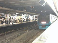 2019年8月首都圏鉄道落葉拾いの旅1(羽沢線)