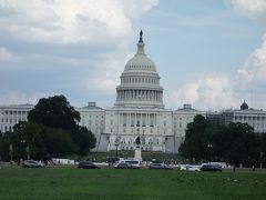 Washington D.C. を歩く。(5) National Mall は歩いて横断するのさえ苦労する広さ。