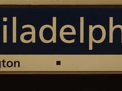 Washington D.C.から NYC Penn Station までAmtrakで帰って来ました。