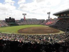 2019夏 甲子園:第101回高校野球 近畿勢と優勝候補星稜登場で大混雑、そして甲子園歴史館へ