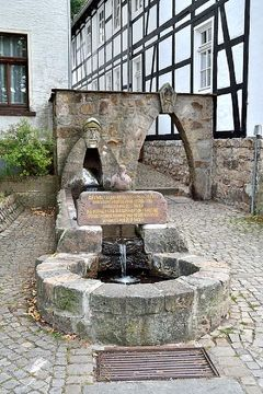 番外編:伝説・シュヴァーレンベルク城とフォルクヴィン伯の泉
