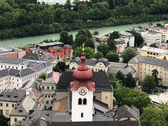 オーストリア:インスブルックからウィーンまで ザルツブルク(4)
