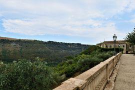 魅惑のシチリア×プーリア♪ Vol.348 ☆ラグーザ:イブレオ庭園から渓谷のパノラマ♪