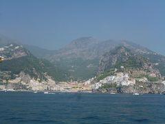 クルーズ アマルフィ(イタリア)