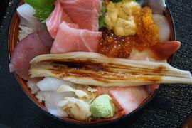 2019年夏の岩手旅3泊4日 4日目 女川で海鮮丼と石巻で寿司と仙台で寿司と。