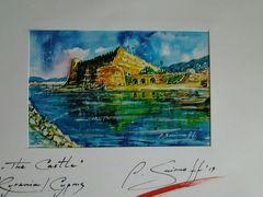 キプロスとギリシャ12日間の旅④ 北キプロス・港と城塞の街キレニア