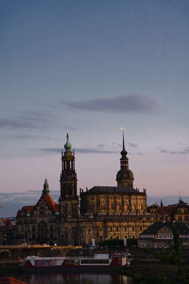 2019夏 チェコ、オーストリア、スロバキア、ポーランド、ドイツ巡りドライブ2000kの旅巡り⑨