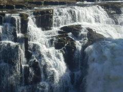ビクトリアフォールズ2日目[前編] ビクトリアの滝ジンバブエ側 女一人旅