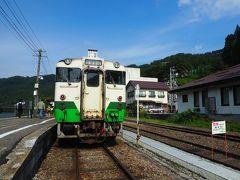 2019.08 お盆の信越・鉄道旅行(5)代行バス+キハ40運転の只見線に乗ってきた。