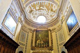 魅惑のシチリア×プーリア♪ Vol.361 ☆美しきコミゾ旧市街 バロック大聖堂は黄金のクーポラ♪