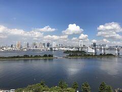 近場でのんびりホテルクラブラウンジステイ~ヒルトン東京お台場~