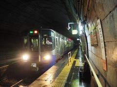 2019.08 お盆の信越・鉄道旅行(7)日本海ひすいラインのモグラ駅・筒石駅に行ってみよう