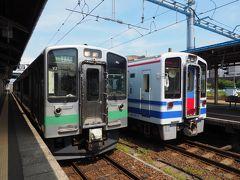 2019.08 お盆の信越・鉄道旅行(8)妙高はねうまラインで妙高高原へと向かおう。