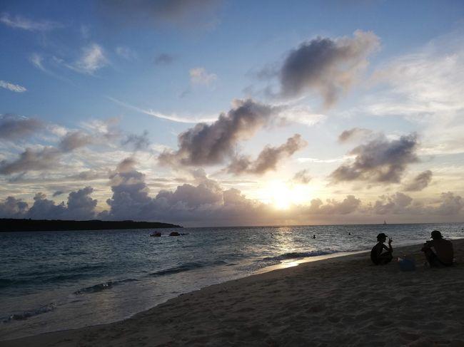 幼馴染三人の女子旅(オバ旅)に行って来ました。<br />初めての宮古島はほぼ晴天に恵まれ、青い海にも出会うことが出来て、最高でした。<br />スマホ写真の拙い旅行記ですが、記録させて下さい。<br /><br />エア <br />8月30日 ANA329 11:15発→13:40着 <br />9月 2日 ANA330  14:35発→17:00着<br /><br />宮古島旅行、三日目の記録です。 <br />
