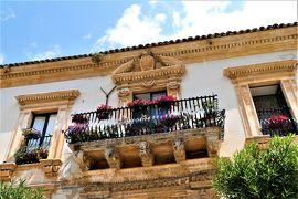 魅惑のシチリア×プーリア♪ Vol.368 ☆美しきシクリ旧市街 パラッツォの並ぶ美しい小径♪
