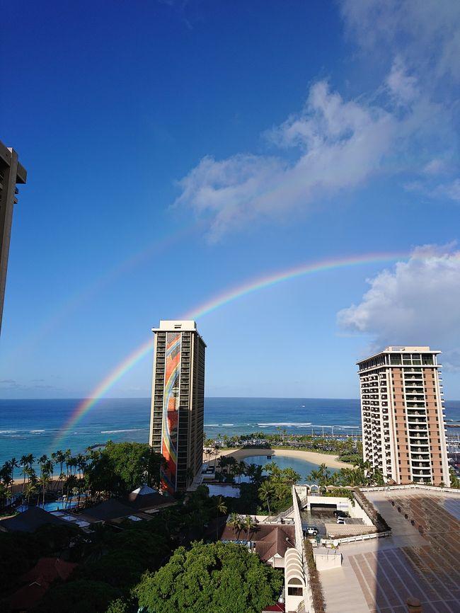 2019 夏休み 暮らすように旅するハワイ 2週間☆4日目①コオリナのラグーンとアウラニに日帰りで行こう