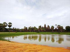 夏休みは雨季の初!カンボジア。シェムリアップの遺跡巡り~。
