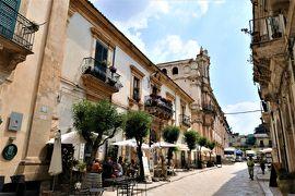 魅惑のシチリア×プーリア♪ Vol.370 ☆美しきシクリ旧市街 Palazzo Spadaro♪