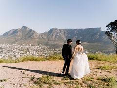 南アフリカケープタウン2泊3日。ハネムーンでウェディングフォトシュート!