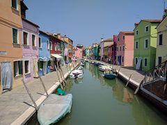 40代おひとり様の初心者海外旅行【イタリア5日目 ベネチア その②ブラーノ島】