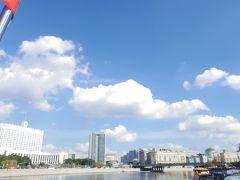 2019モスクワ街歩き(6)モスクワ川クルーズ