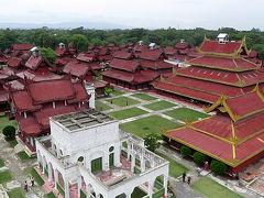 2019年8月 ミャンマー旅行記 (6):マンダレー旧王宮と市街散策