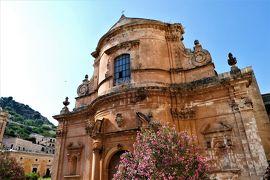魅惑のシチリア×プーリア♪ Vol.384 ☆美しきモディカ旧市街 可愛い教会や趣のあるトンネル♪