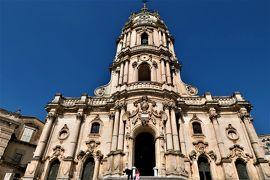 魅惑のシチリア×プーリア♪ Vol.386 ☆美しきモディカ旧市街 バロックの美しいサンジョルジョ大聖堂♪