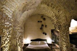 魅惑のシチリア×プーリア♪ Vol.396 ☆ラグーザ:二度目の部屋の変更はなぜか洞窟タイプのジュニアスイートルーム♪