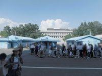 DMZ&板門店ツアー☆近くて遠い国北朝鮮に数メートル侵入してきた